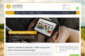 15 best moodle themes of 2017 design shack