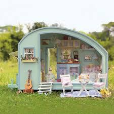 Free Miniature Dollhouse Plans Beginner by Cuteroom A 016 Time Travel Diy Wooden Dollhouse Miniature Kit Doll