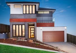 sloping block home builders split level house plans melbourne slopingimage