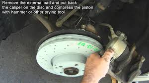 mercedes c class brake discs changing discs brakes rotors and pads on mercedes w204 c class