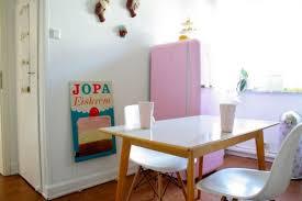 küche 50er in der küche tags smeg eames pastell 50er jahre tisch