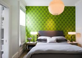 green wallpaper home decor 15 bedroom wallpaper ideas styles patterns and colors