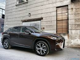 lexus suv 2017 the lexus rx 350 takes on 4 of the best luxury suvs for 2016
