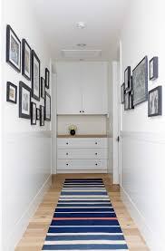 easy ways to make your hallways look bigger u0026 brighter