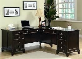 coaster oval shaped executive desk l shaped executive desk home office executive l shaped desk in rich
