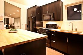 22 beautiful kitchen colors with dark cabinets home design lover