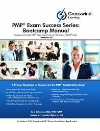 pmp exam success series bootcamp manual with exam sim app mba