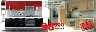 cuisine complete avec electromenager cuisine avec electromenager cuisine complete electromenager inclus