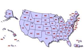 usa map with alaska and hawaii voitis projects by state and territory