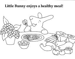 100 ideas healthy eating coloring pages on www gerardduchemann com