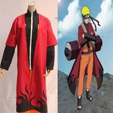 Anime Halloween Costumes Sale Anime Naruto Shippuden Cosplay Costume Uzumaki Unisex