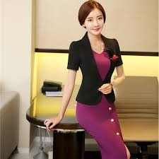 styles of work suites formal ol styles 2017 summer professional work suits with jackets