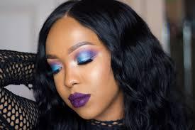 Challenge Tutorial Black Owned Makeup Brands Matter Tutorial B O M B Challenge