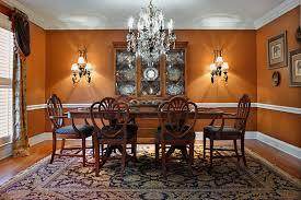 AwesomeDiningChairCushionsdecoratingideasforDiningRoom - Burnt orange dining room