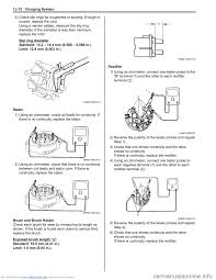 charging suzuki sx4 2006 1 g service workshop manual