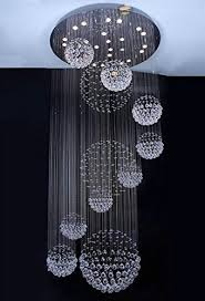 Crystal Sphere Chandelier Siljoy 31 5
