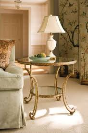 Wrought Iron Accent Table Accent Tables And Accent Tables With Glass And Marble Tops Add