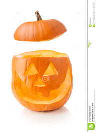halloween food clip art halloween pumpkin with lid off royalty free stock photography
