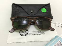 Jual Frame Ban Wayfarer vintage bausch lomb rayban sunglasses sold b1158f ban