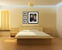 minimalist bed cover pattern wall painting ideas wonderful small