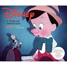 disney desk calendar 2017 2015 disney a year of animation daily page a day box calendar buy