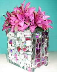 how to recycle cds into a beautiful mosaic lifestyle home