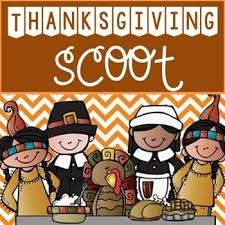 thanksgiving scoot