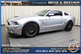 2012 mustang gt500 used 2012 ford mustang shelby gt500 at certified beemer
