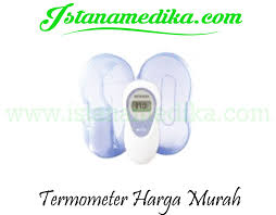 Termometer Digital Apotik termometer suhu badan harga murah istana medika