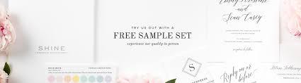 wedding invitations free free wedding invitation sles shine wedding invitations