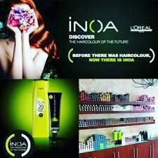 we are a proud loreal salon michael u0027s uses inoa which is an