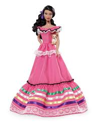mexico barbie u0027dolls u0027 collection generates