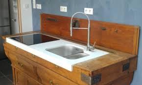 meuble de cuisine ancien transformation d un meuble de cuisine