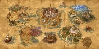 One Piece Map Mystery Of A Mermaid U0027s Map U2013 A Pirate U0027s Life Charlottecarrendar