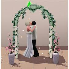 wedding arches in sims 3 throw the sims 3 bachelor party or bachelorette party