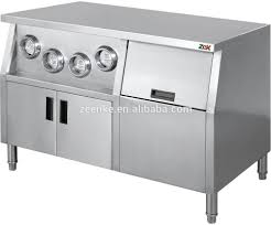 commercial stainless steel kitchen center island commercial