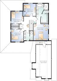 farmhouse style house plan 4 beds 2 50 baths 2376 sq ft plan 23 587