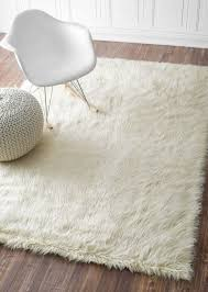 Safavieh Faux Sheepskin Rug Rug Fss235a Faux Sheep Skin Area Rugs By Safavieh For Sheepskin
