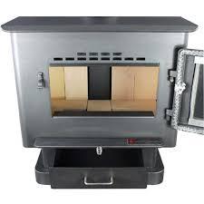 medium epa certified woodburning stove with blower 2000