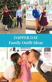 dapper day family ideas disney family