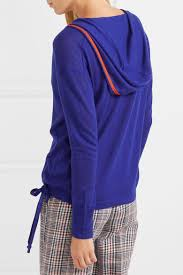 j crew hooded cashmere sweater net a porter com
