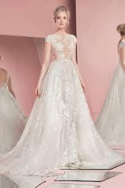 zuhair murad wedding dresses see through zuhair murad wedding dress 2016 lace appliques