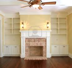 White Electric Fireplace With Bookcase by Changing Up The Family Room Shelves Living Rooms And Room