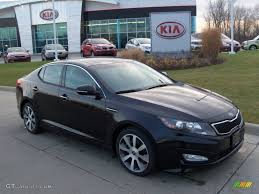 Kia Optima Interior Colors 2012 Ebony Black Kia Optima Sx 57355461 Gtcarlot Com Car