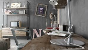 chambre ado industriel des chambres au look industriel moderne house deco