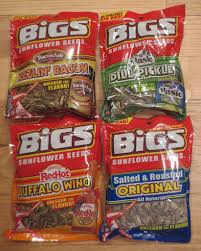 bigs bacon sunflower seeds april 2013 the baseball collector