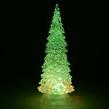 christow led colour changing glitter christmas tree this is it uk