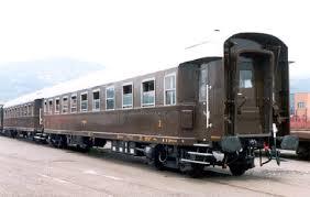 carrozze treni tipo 45000 associazione treni storici liguria la spezia
