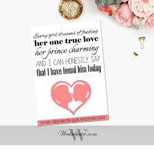 To My Groom On Our Wedding Day Card 245 Best Wedding Trends Images On Pinterest Wedding Trends