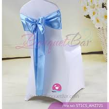 blue chair sashes spandex cocktail table covers stretch chair covers for wedding